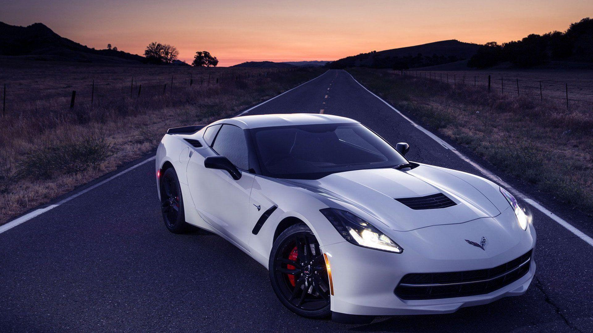 corvette wallpaper hd - photo #3