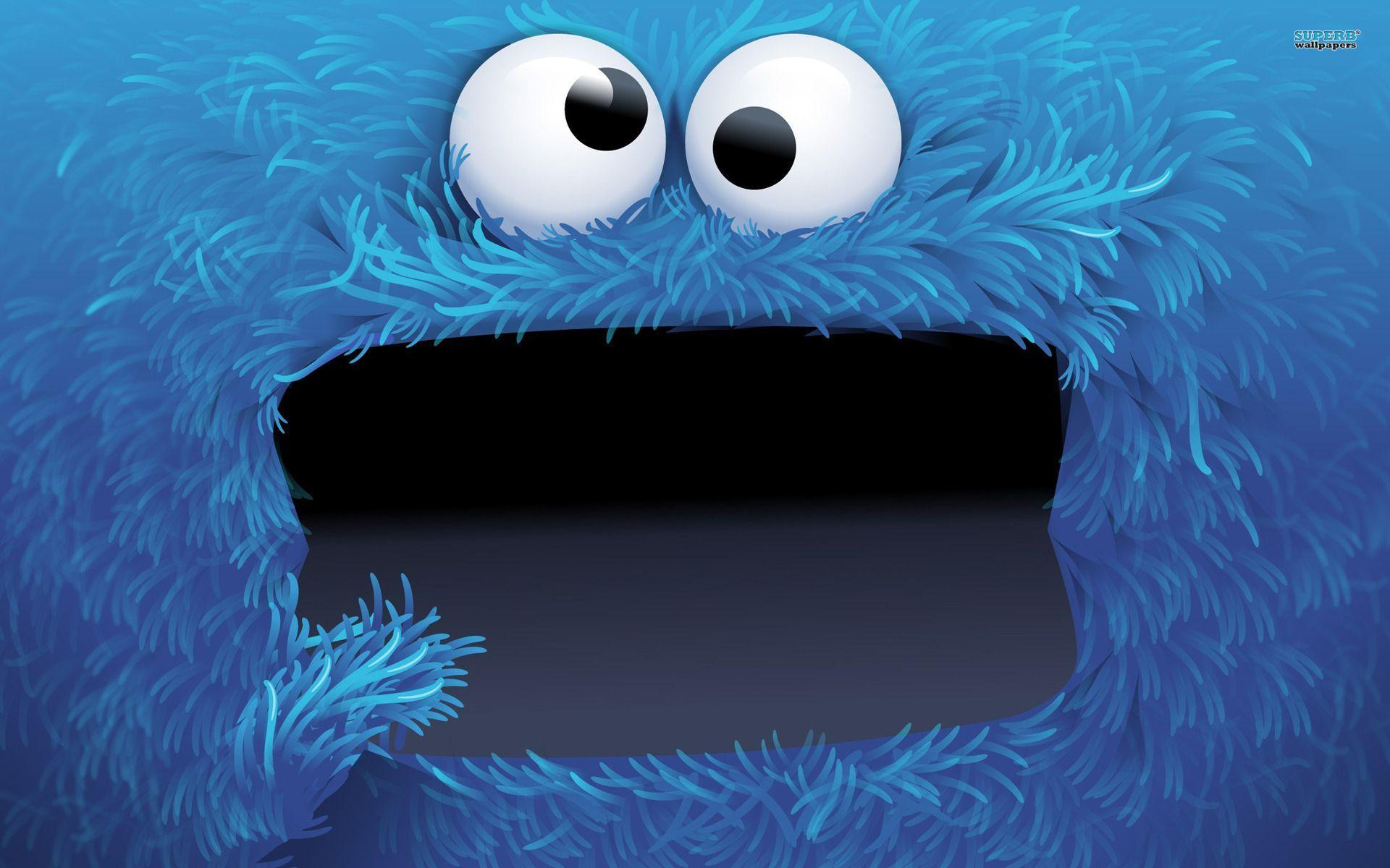 Cute Cookie Monster Wallpapers - Wallpaper Cave