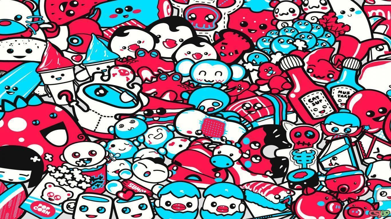 cute backgrounds wallpapers background teens tweens characters wallpapersafari wallpapercave