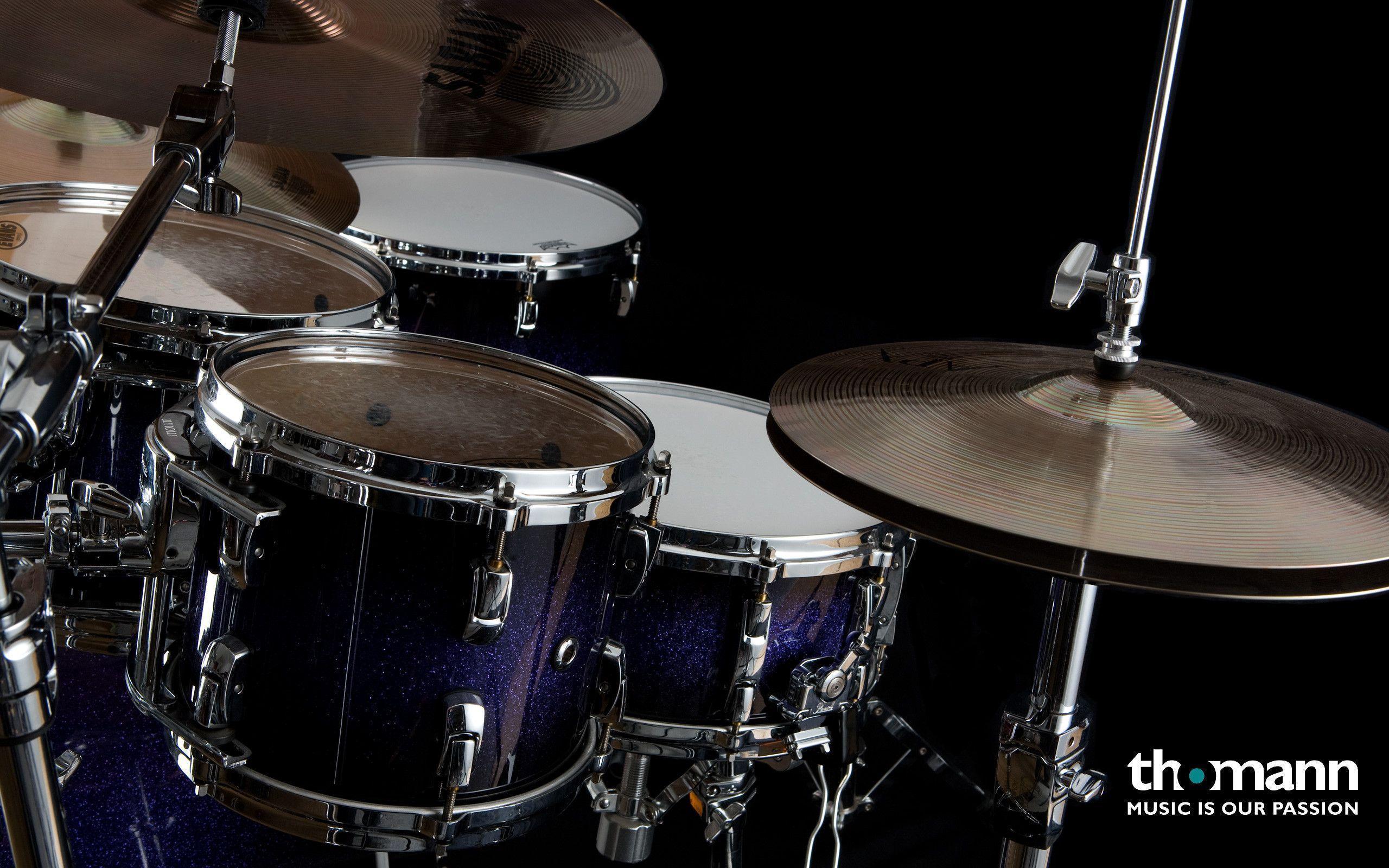 drum set wallpaper