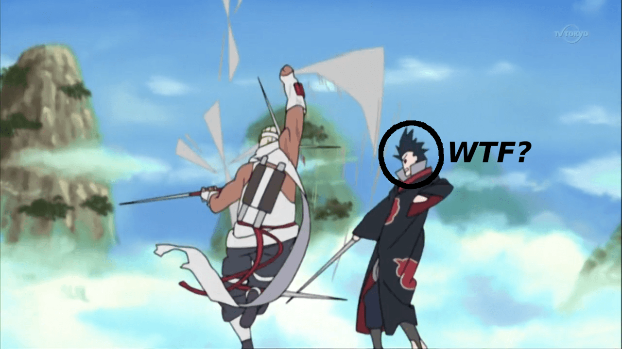 Killer bee vs naruto - photo#8