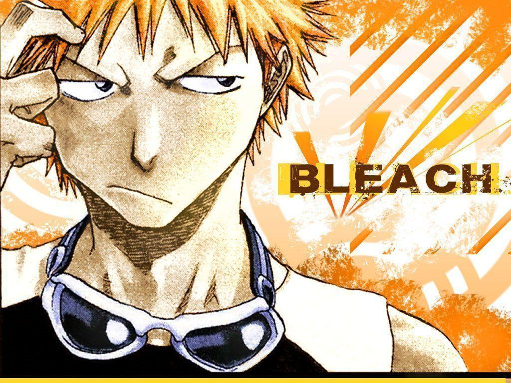 Images For > Bleach Wallpaper Ichigo Face