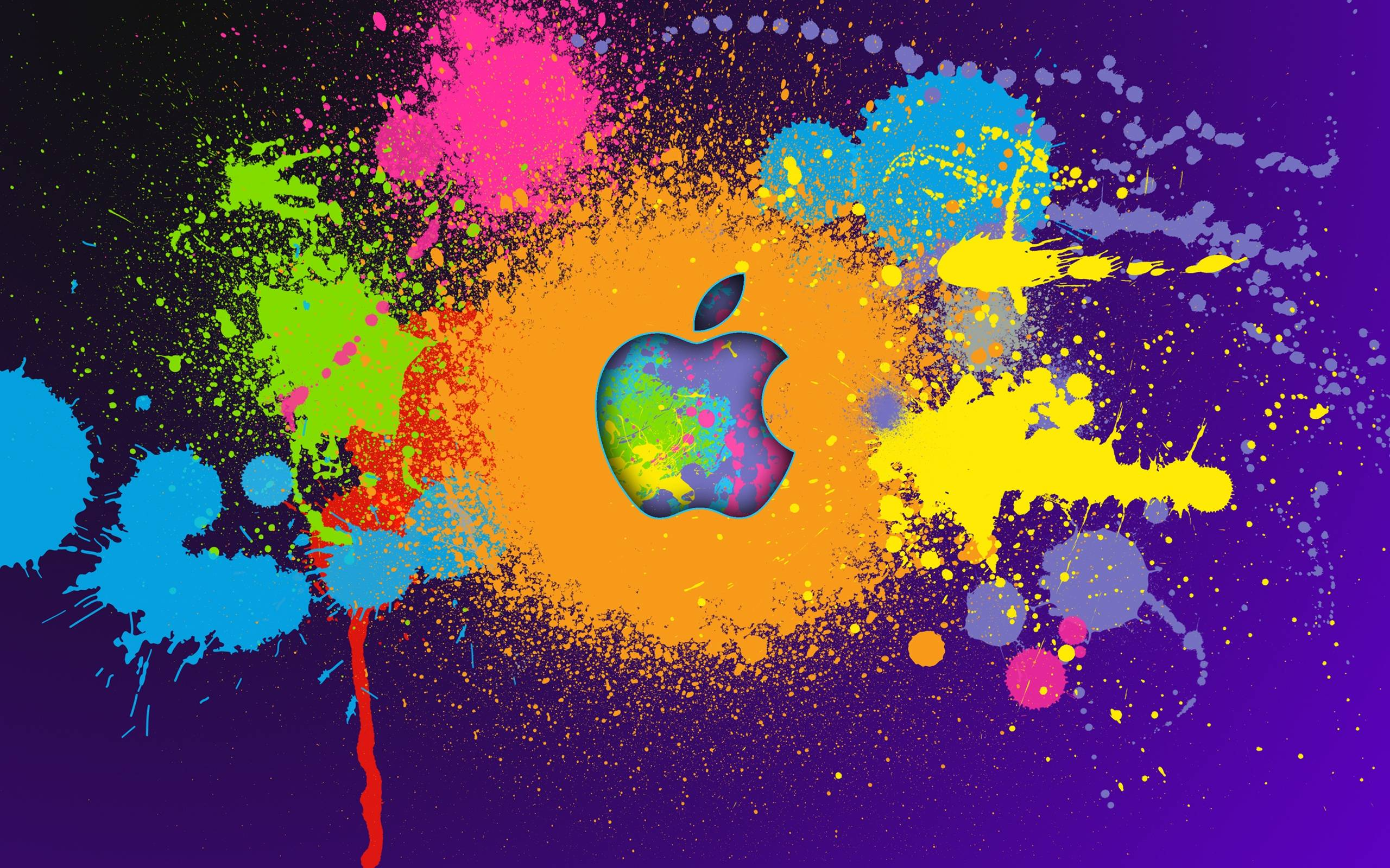 Colorful Paint HD Wallpapers