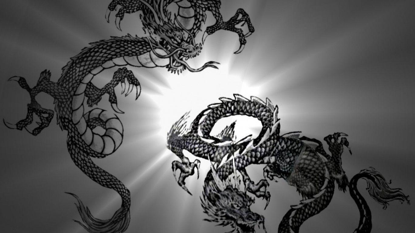 Asian Dragon Wallpapers - Wallpaper Cave