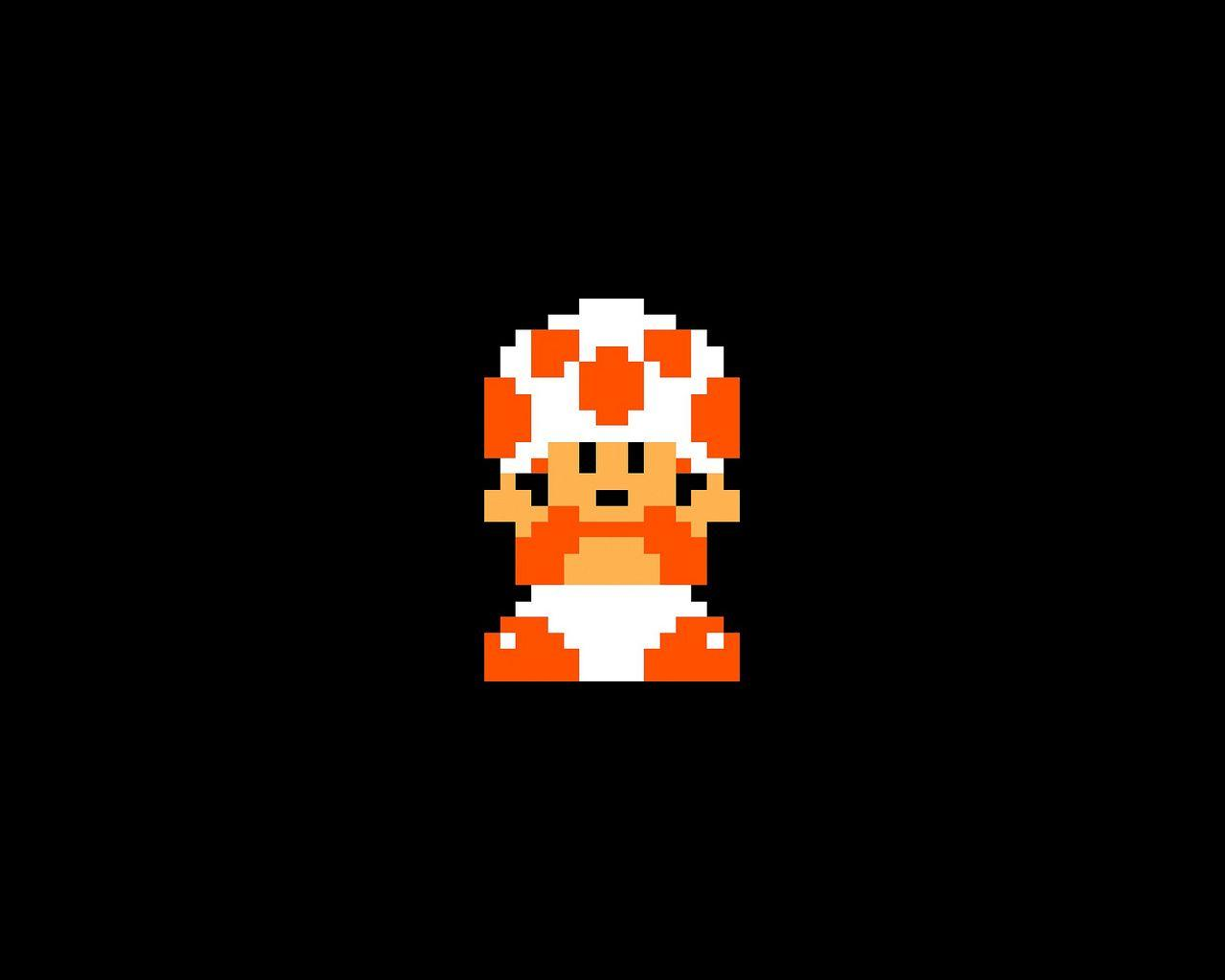 Classic Toad Wallpapers by Silentgraveyard