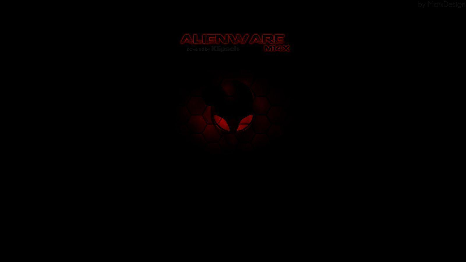 alienware wallpapers red - photo #23