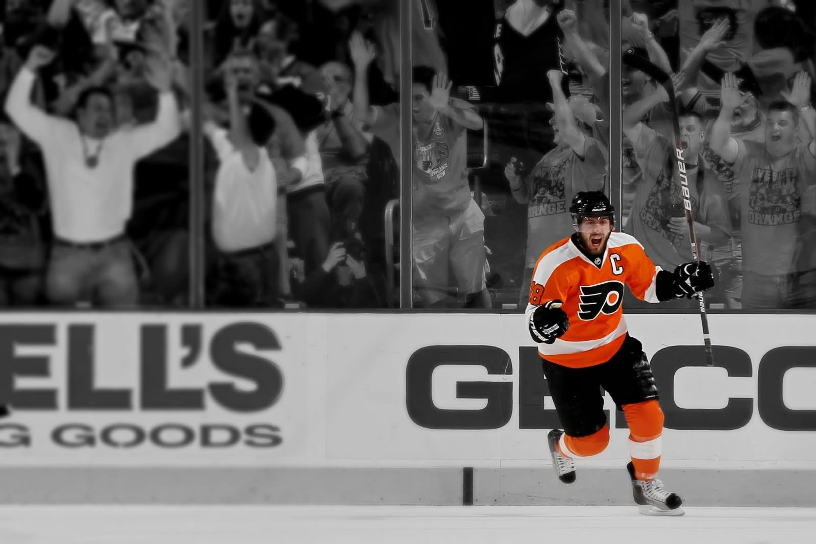 Philadelphia Flyers Screensavers Wallpaper - WallpaperSafari