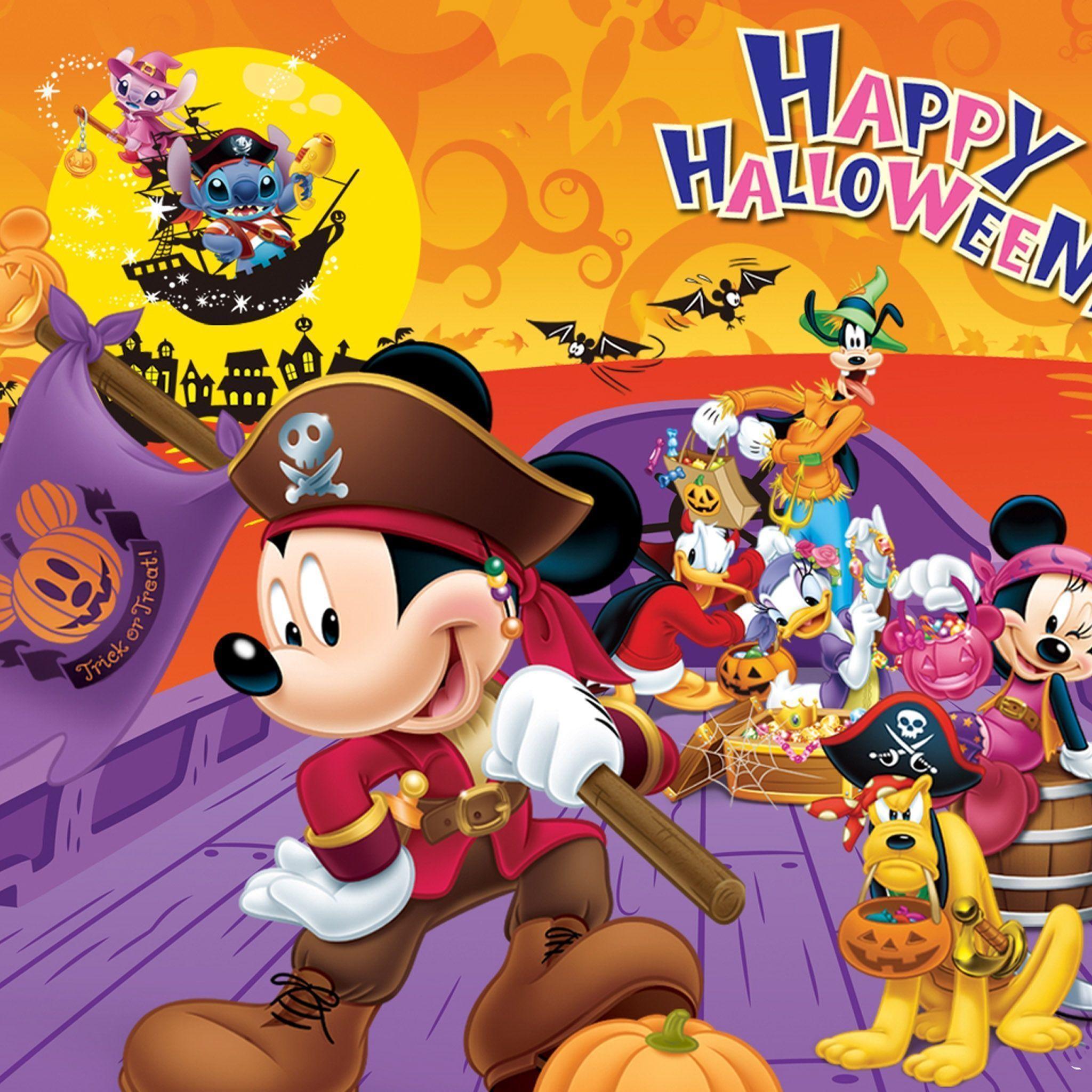 Disney Halloween Wallpapers