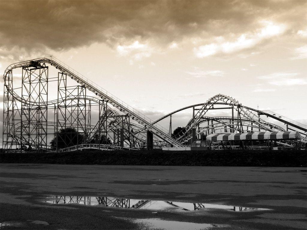 xmas roller coaster hd - photo #13