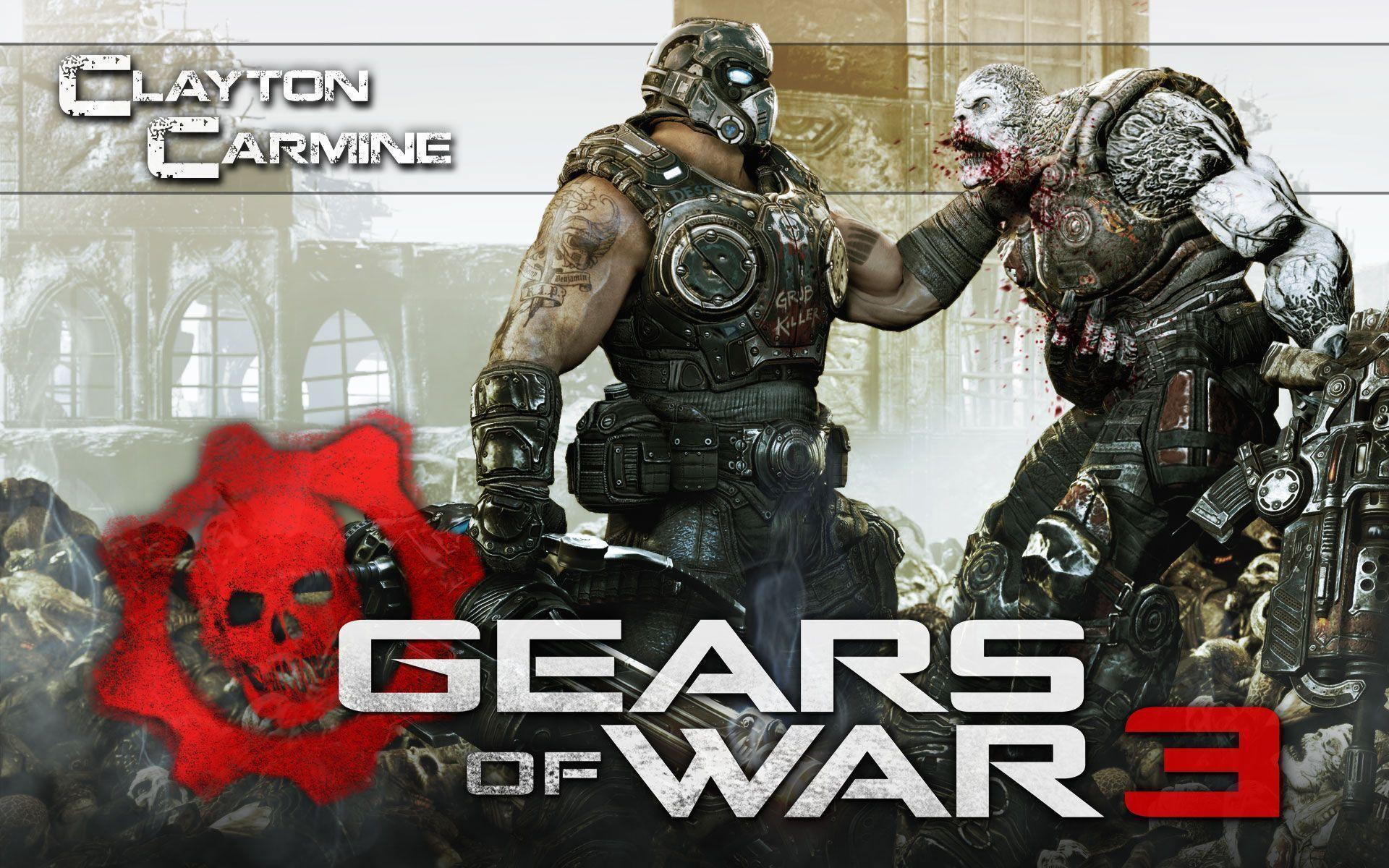 Wallpapers For > Gears Of War Locust Wallpapers Hd