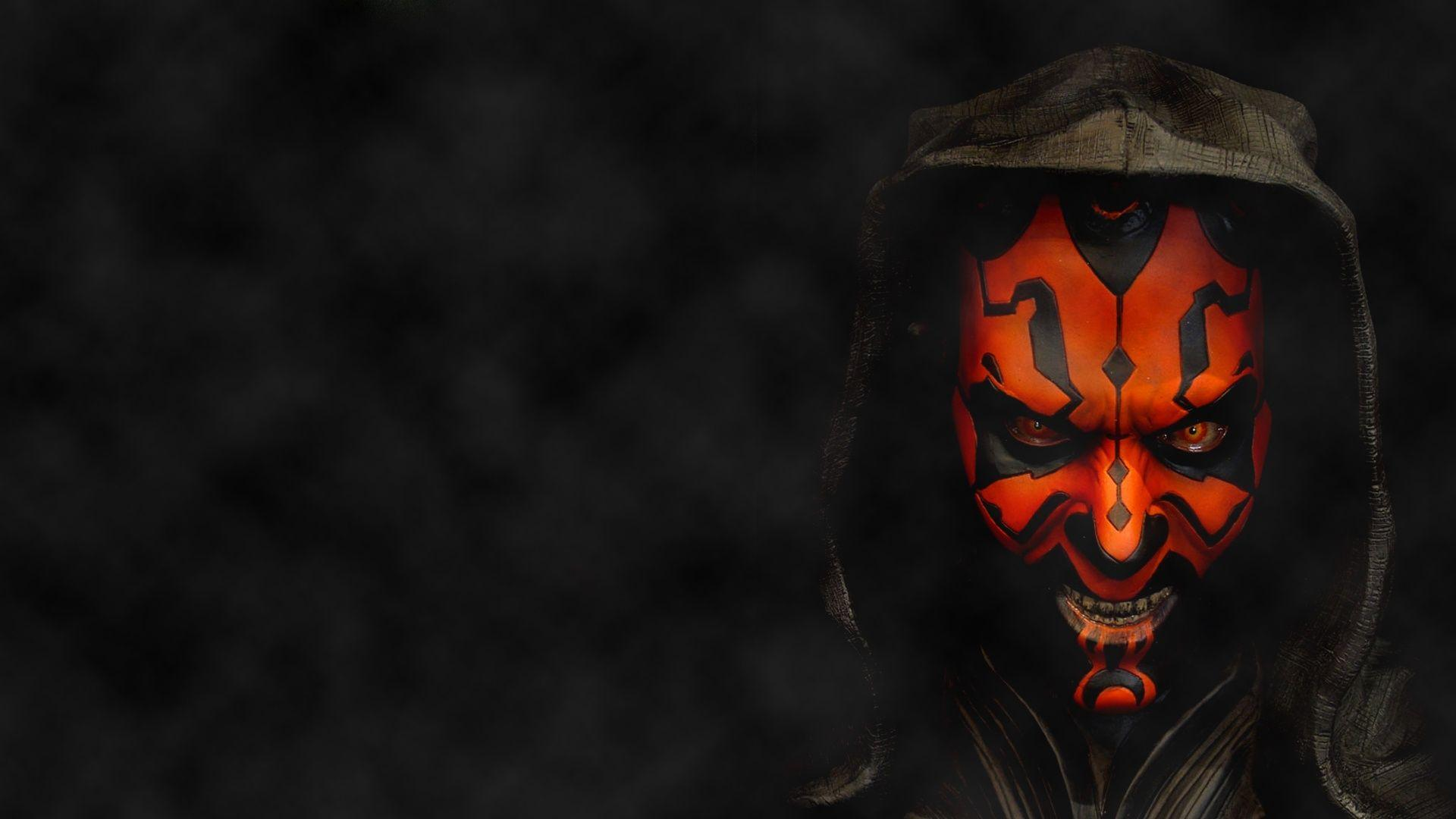 1920x1080 Darth Maul Wallpapers