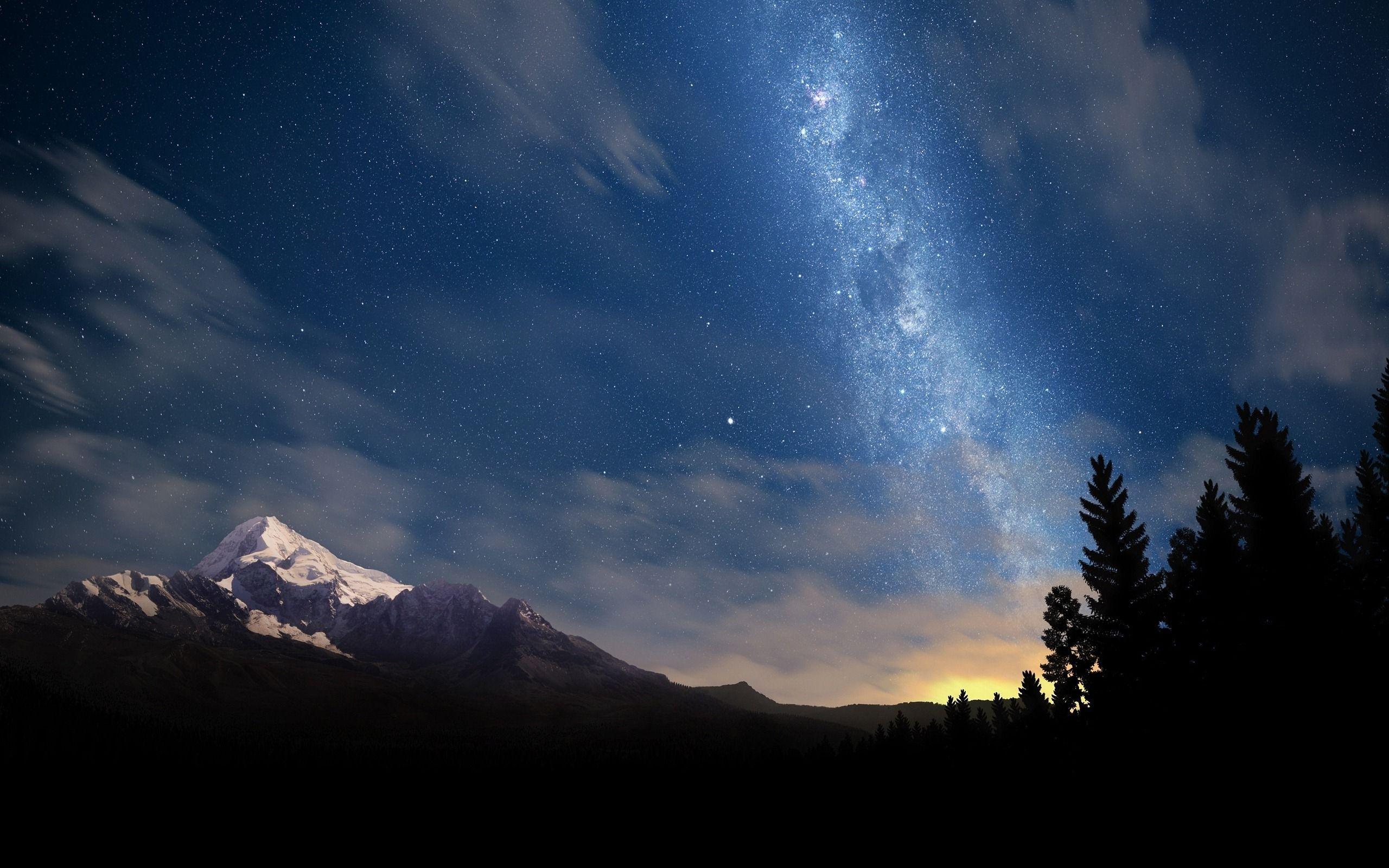 Milky Way Wallpapers Wallpaper
