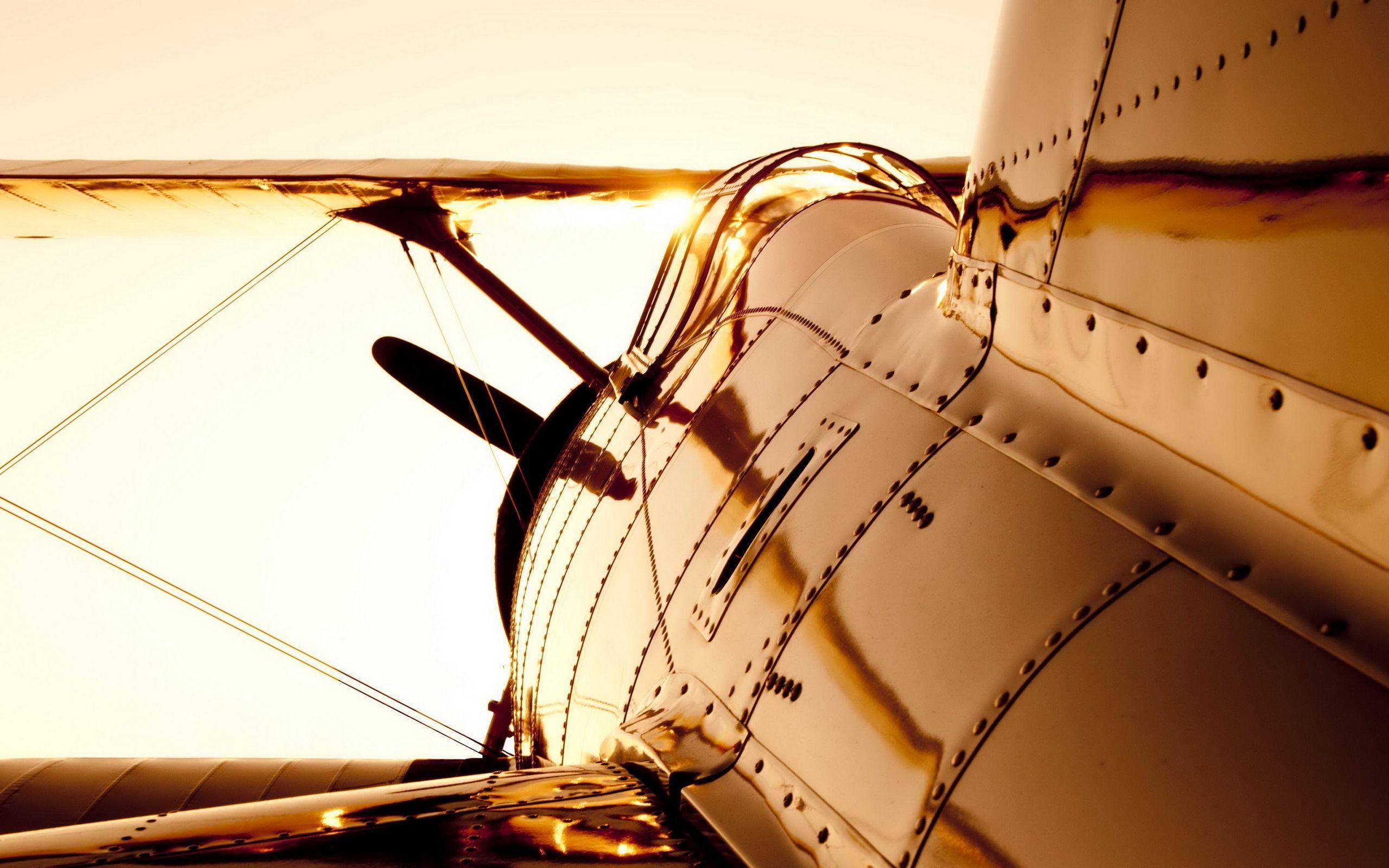 Vintage Airplane Wallpapers