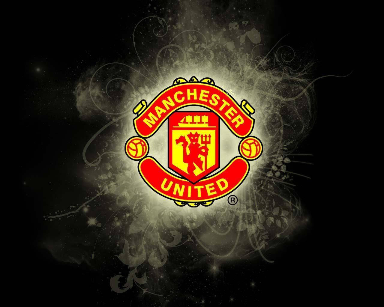 Wallpaper Manchester United Kartun