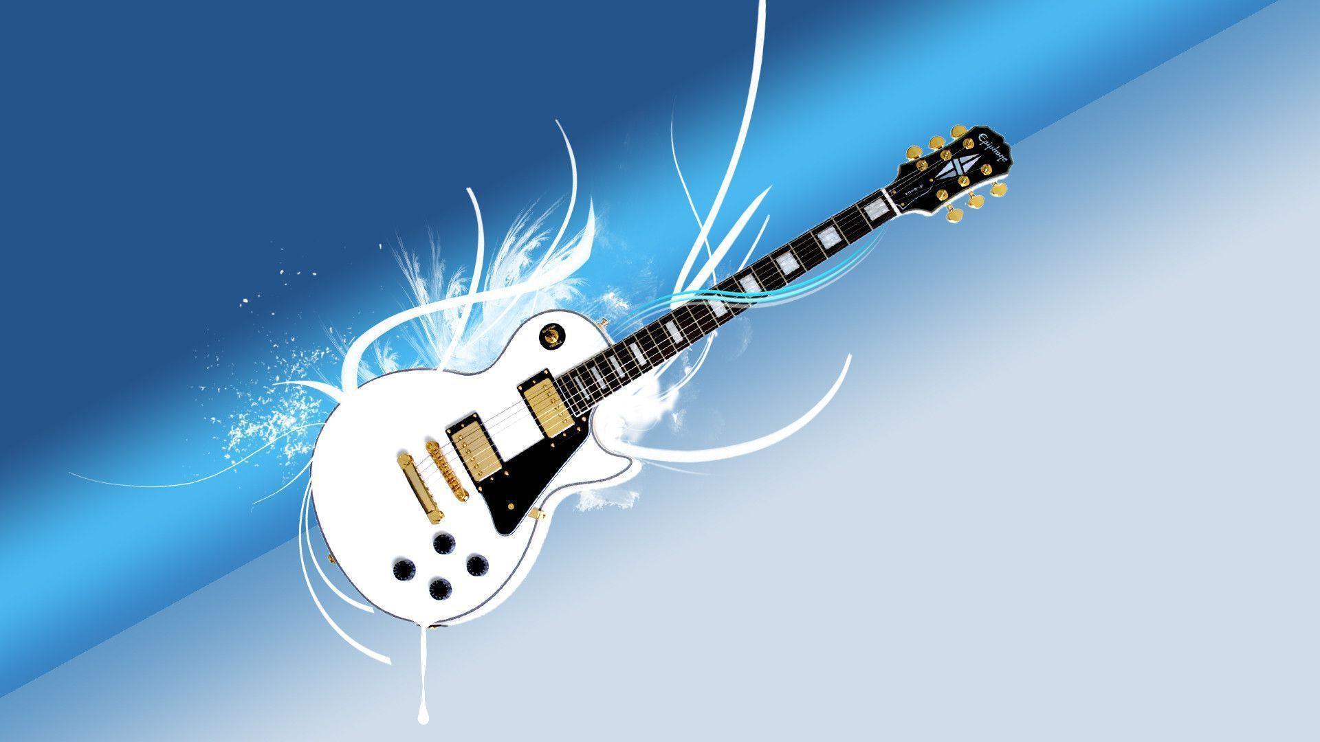 guitar wallpaper widescreen - photo #23