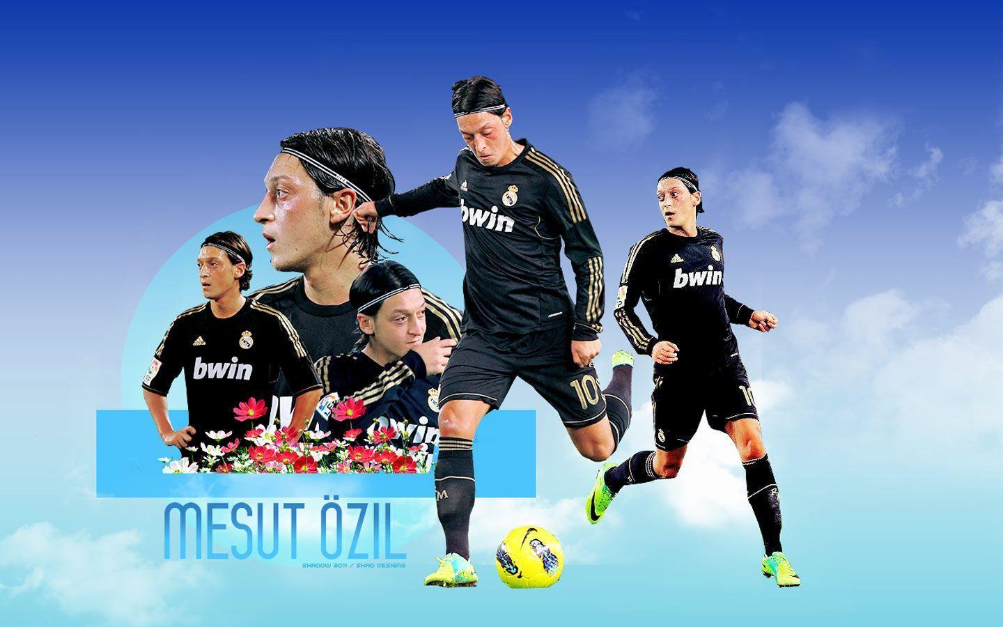 Mesut Ozil Wallpapers 2012 Wallpapers