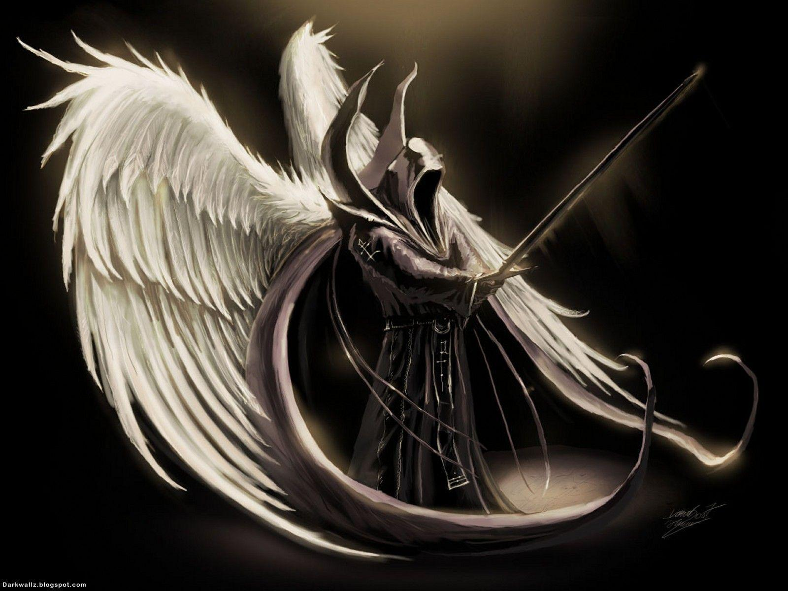 Dark Angel Wallpapers Wallpaper Cave