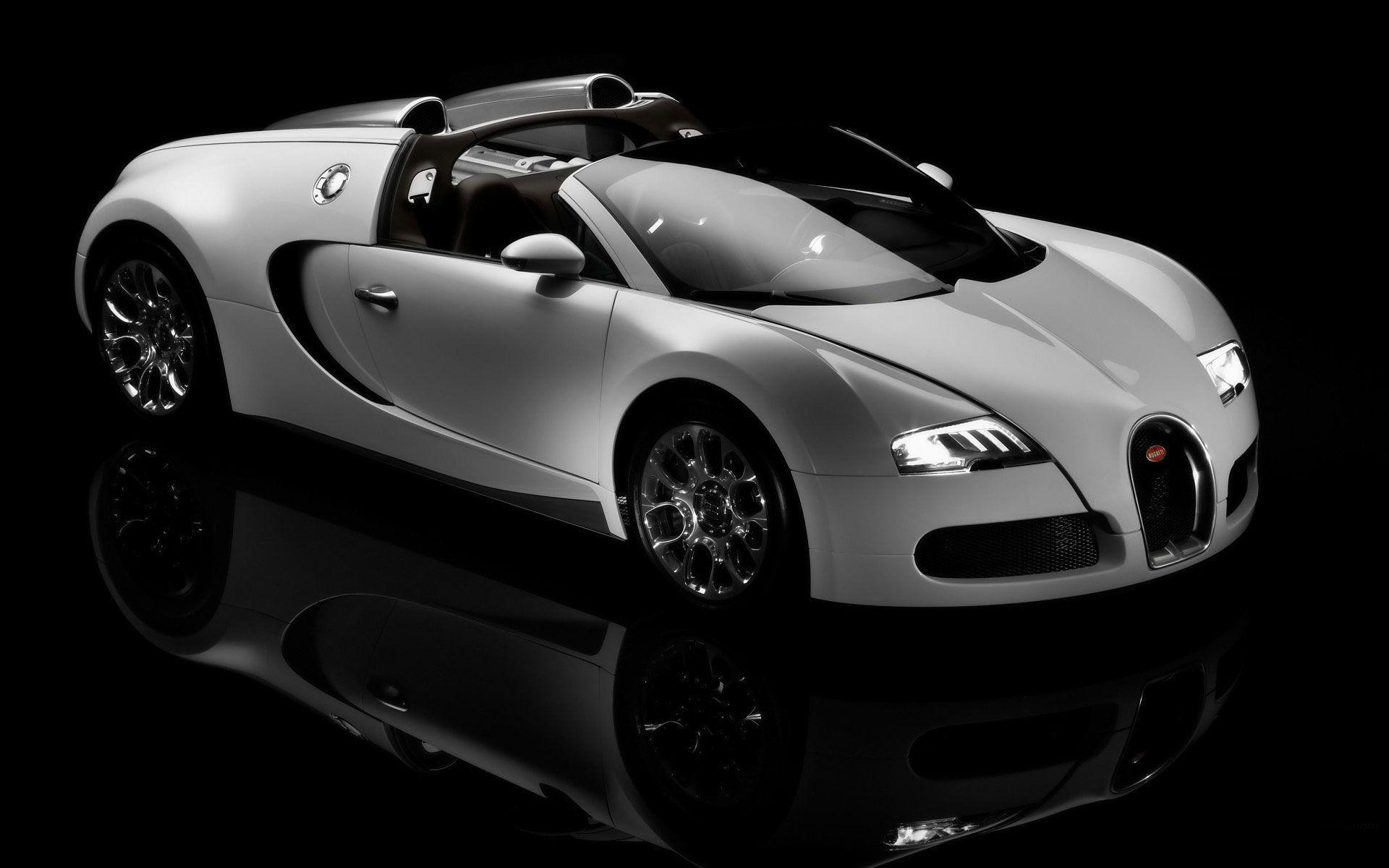 Bugatti Veyron Interior wallpaper - 819771