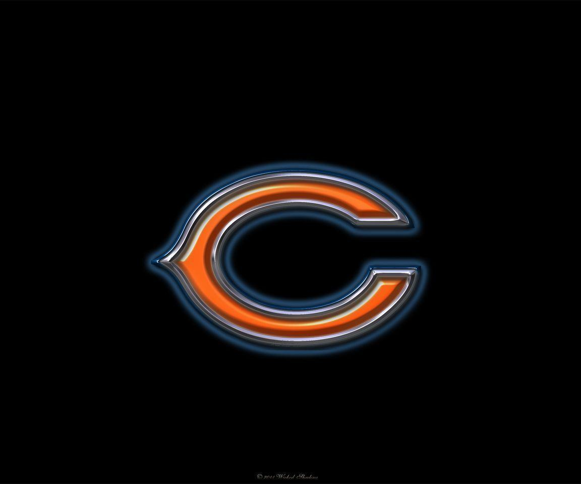 chicago bears backgrounds wallpaper cave