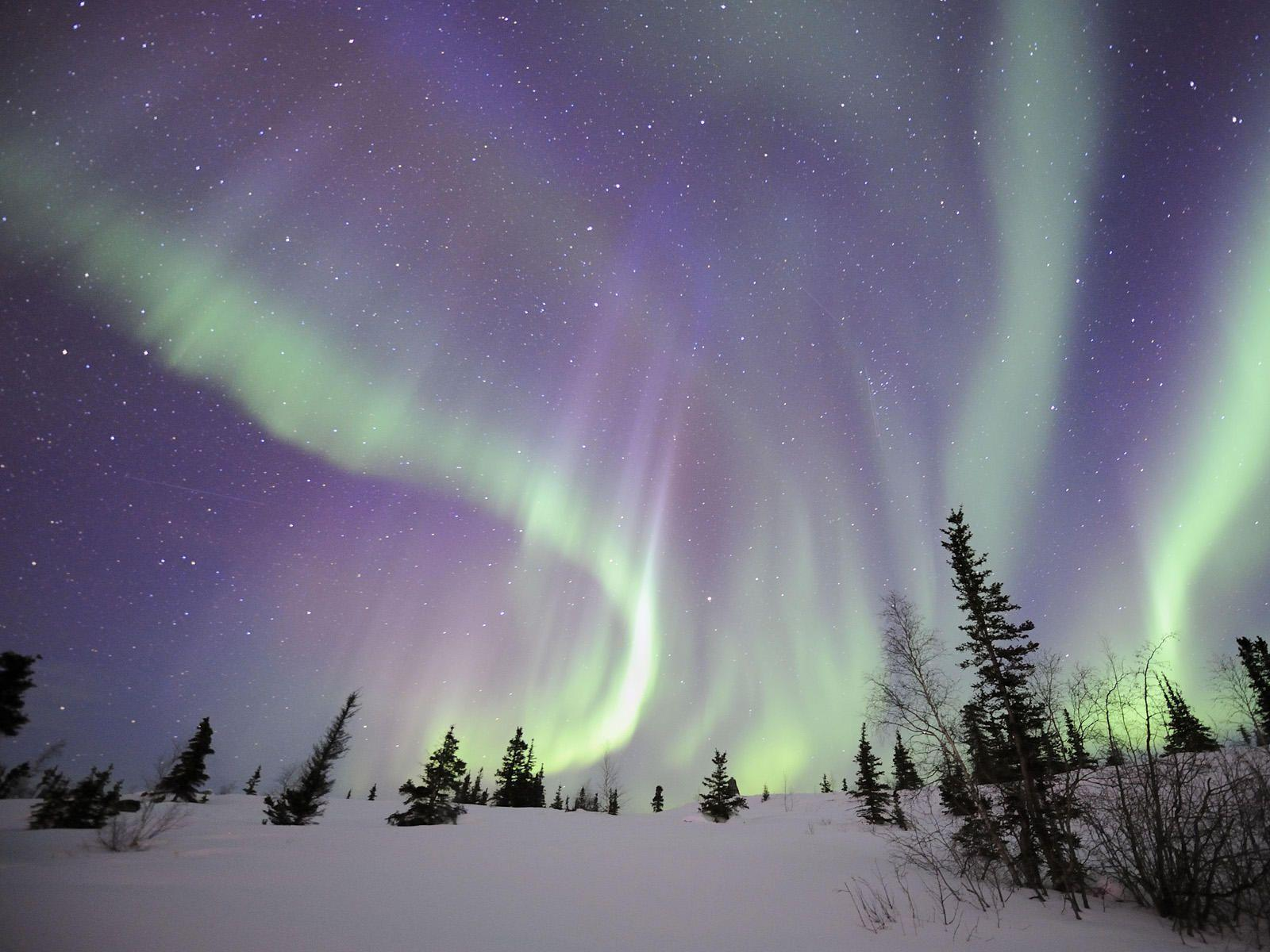 Northern Lights Wallpapers Free - Wallpaper Cave