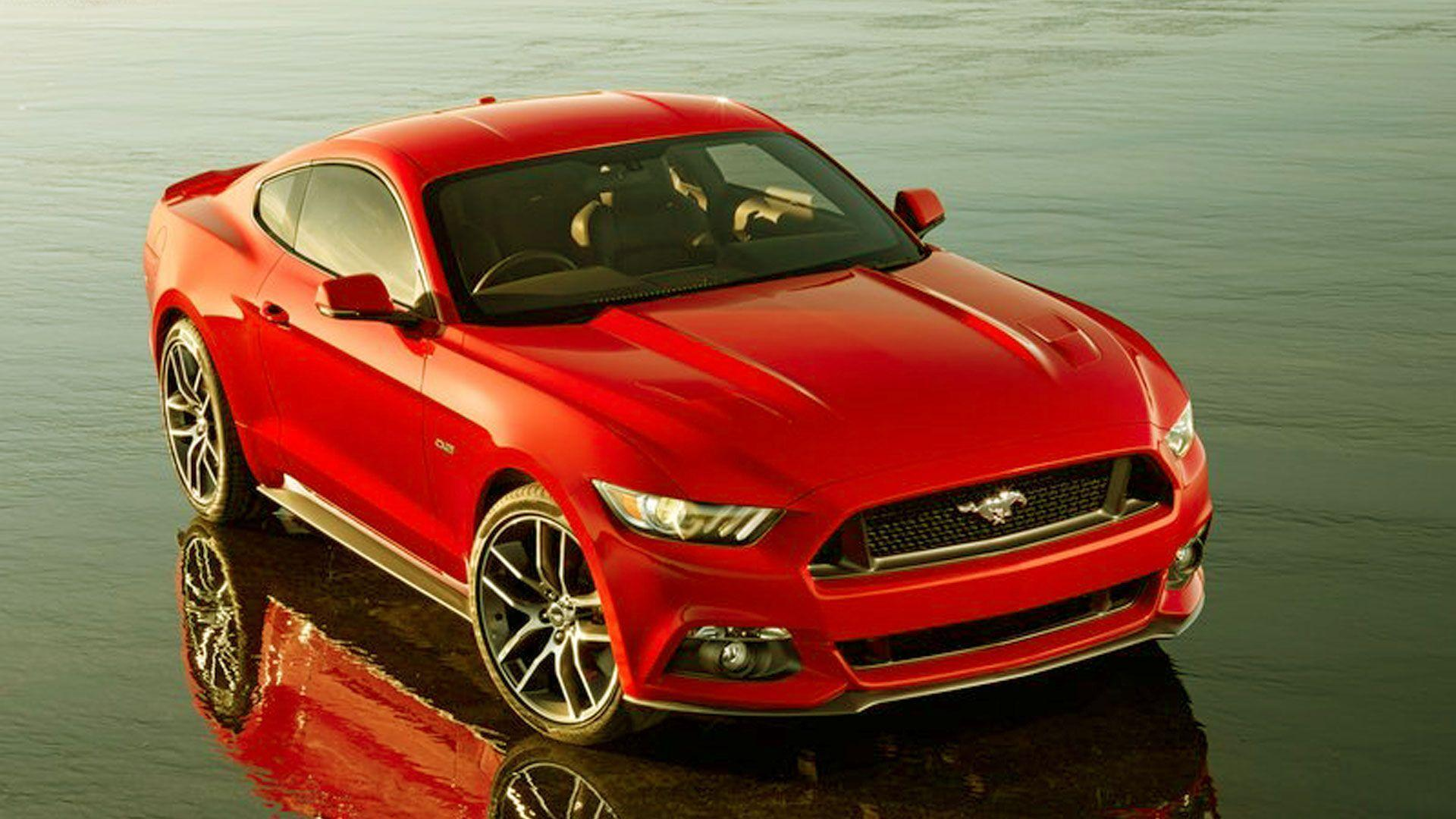 Wallpaper Mobil Sport Mustang: 2015 Mustang Gt Wallpapers
