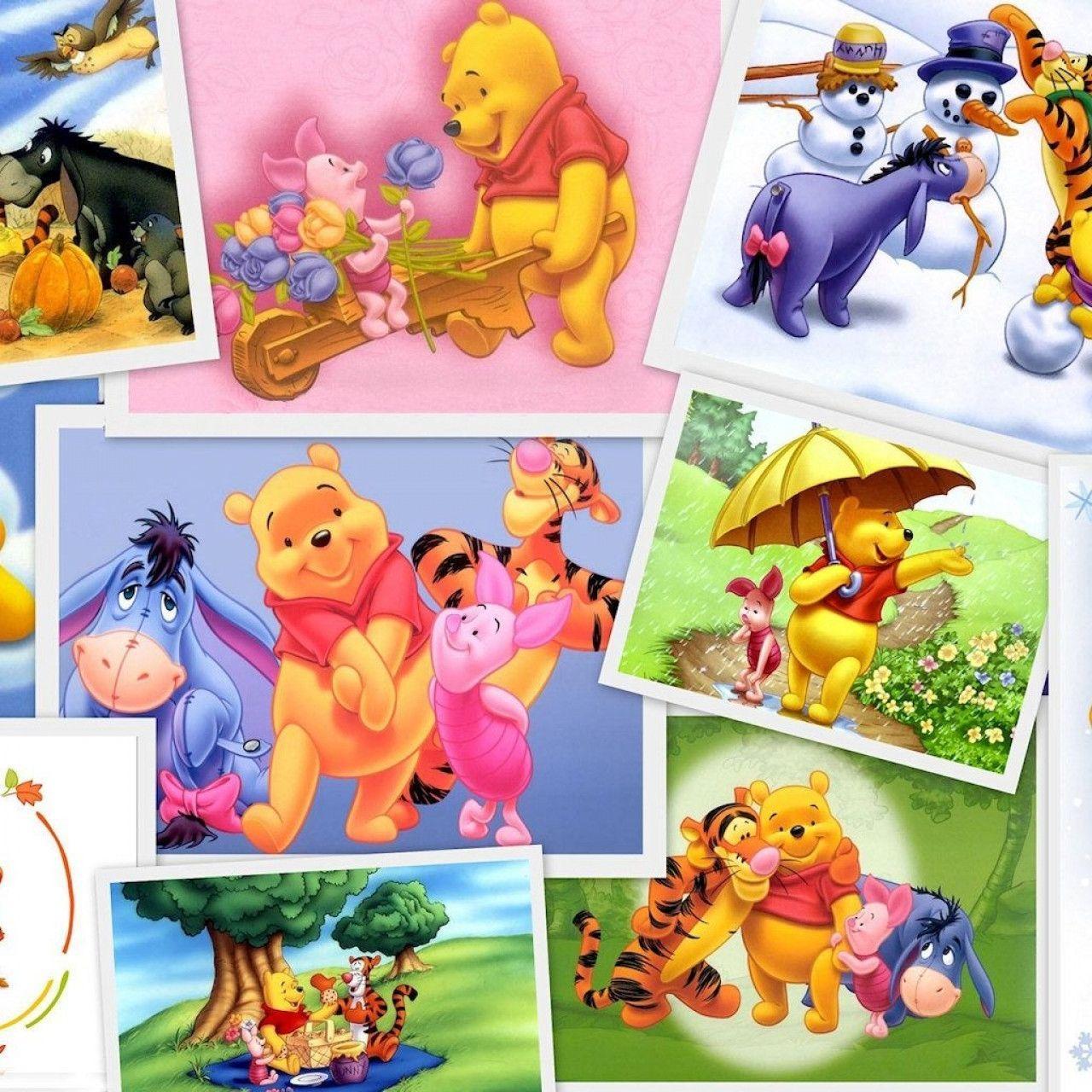 Pooh bear desktop wallpapers wallpaper cave winnie pooh wallpaper free download voltagebd Images