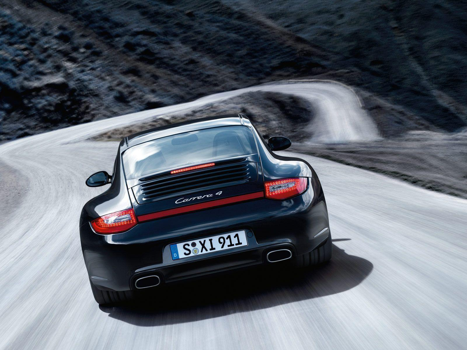 Pix For > Porsche 911 Wallpaper
