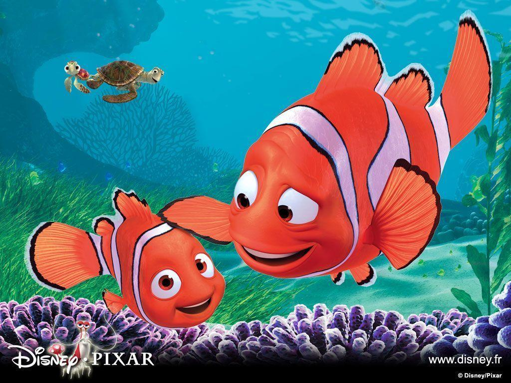 Finding Nemo 3D Wallpapers For Backgrounds