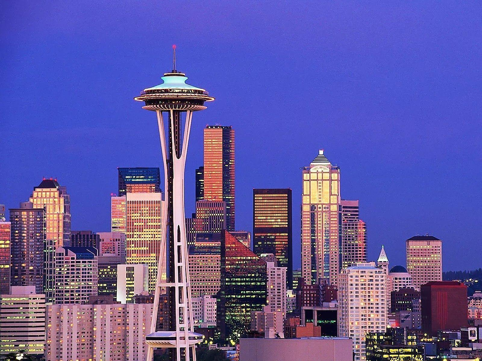 Space Needle Pictures | Space Wallpaper