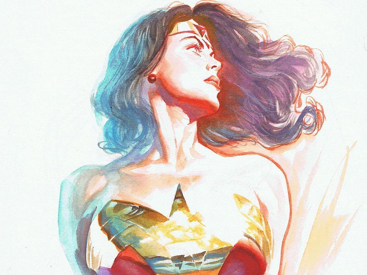 Wonder Woman Computer Wallpapers, Desktop Backgrounds 1280x960 Id ...