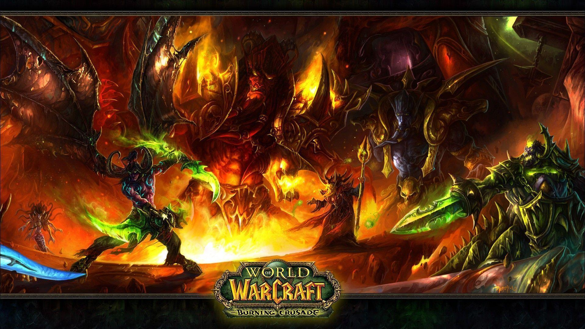 World Of Warcraft Wallpapers | High Quality PC Dekstop Full HD ...