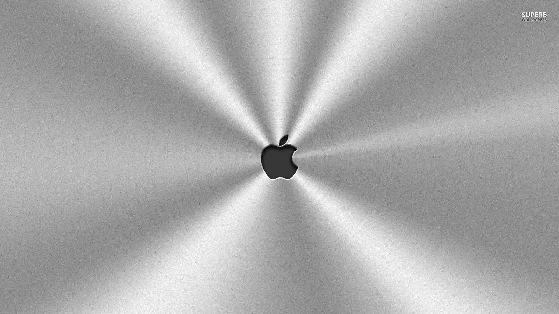 metal apple wallpapers - wallpaper cave