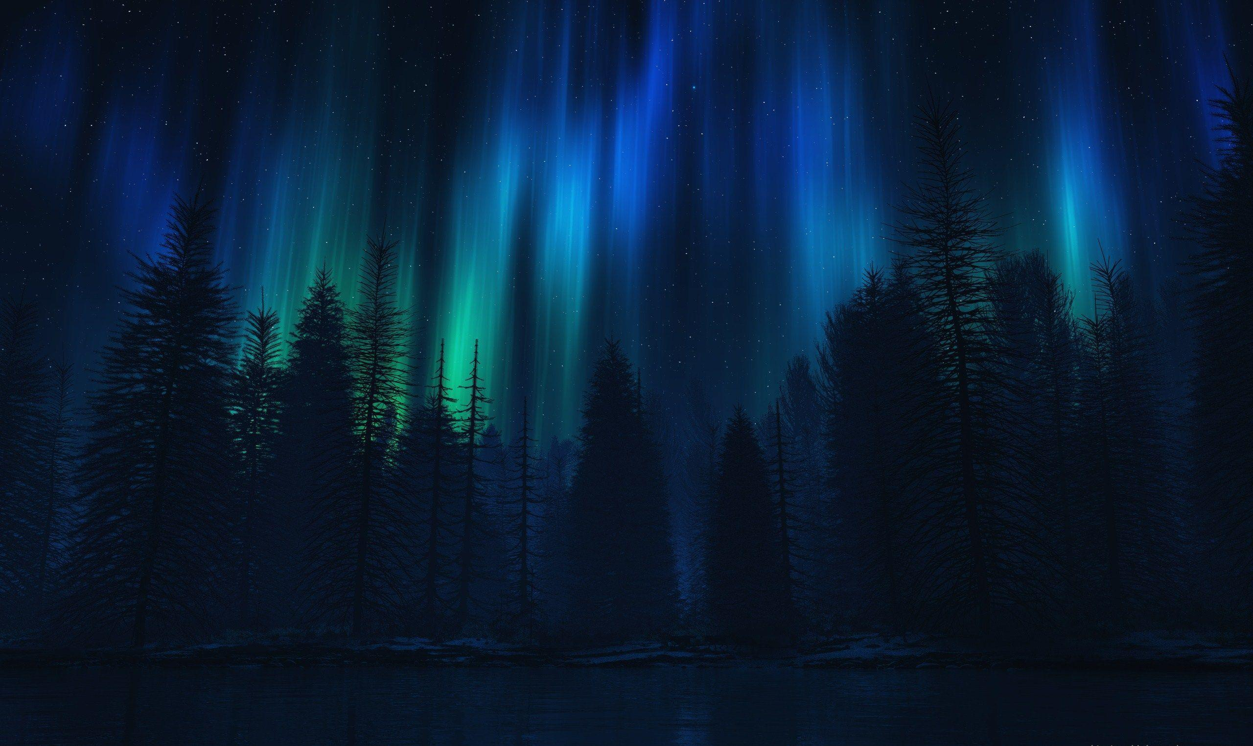widescreen wallpapers x aurora borealis - photo #9