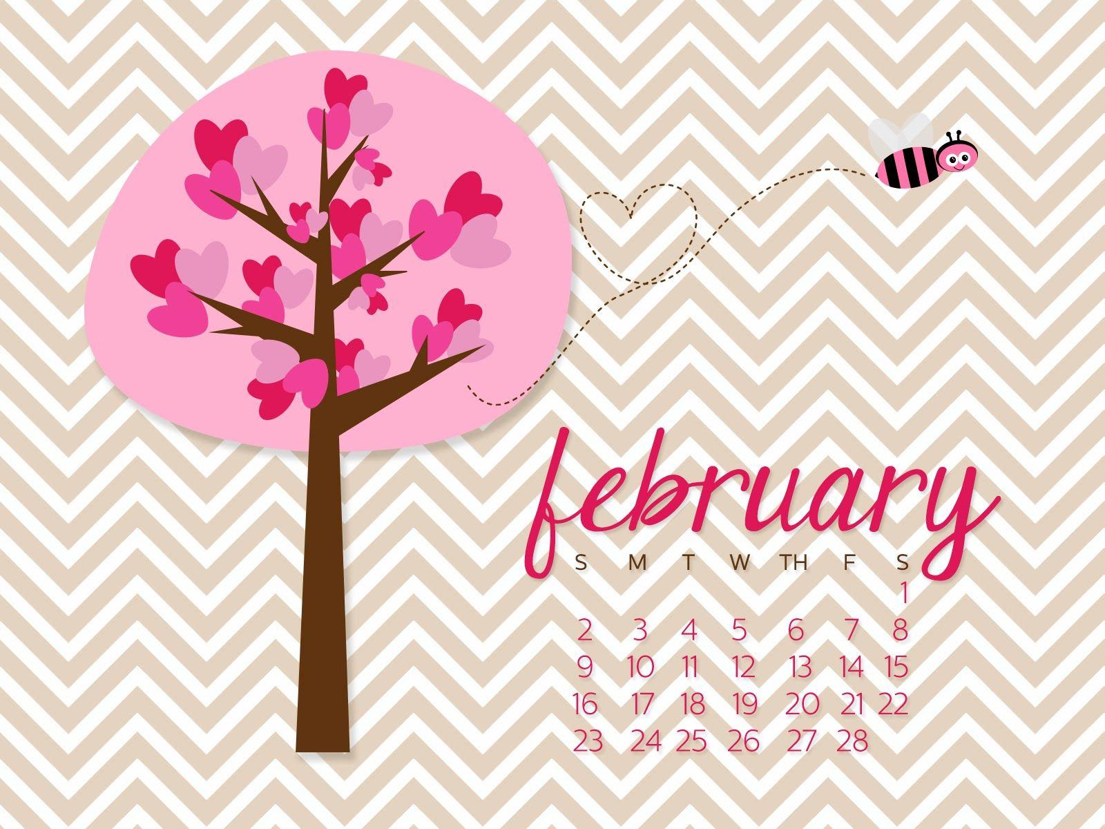 February Desktop Wallpapers - Wallpaper Cave