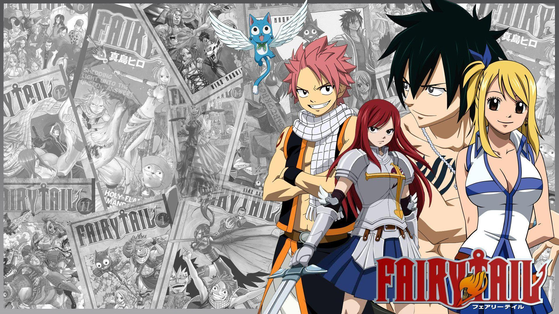 Fairy Tail wallpapers 13