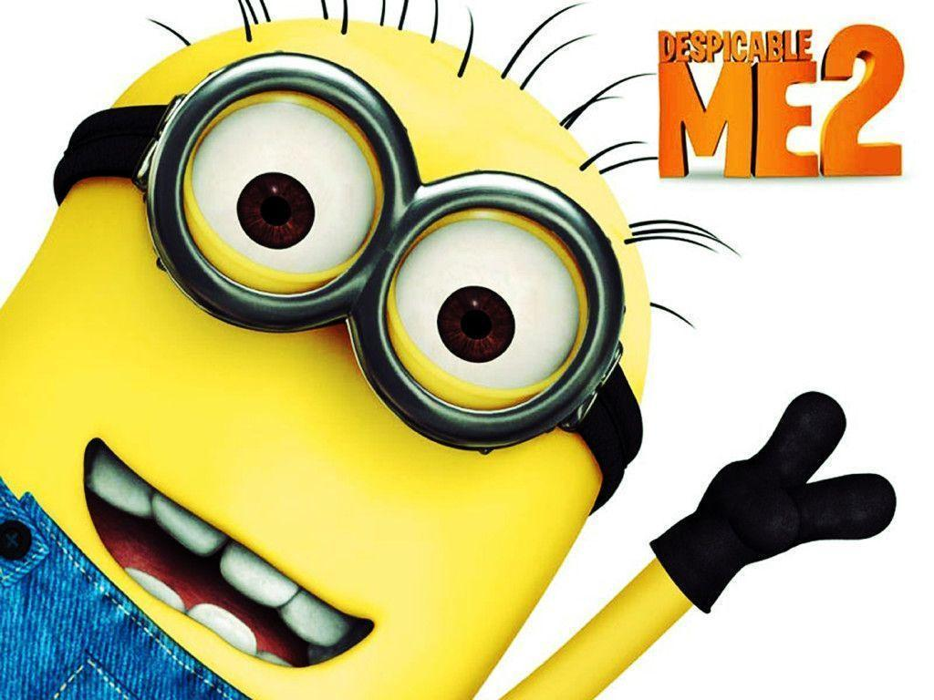 Despicable Me Minions Wallpapers - Wallpaper Cave