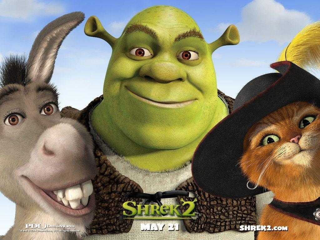 Shrek 2 Wallpapers Wallpaper Cave