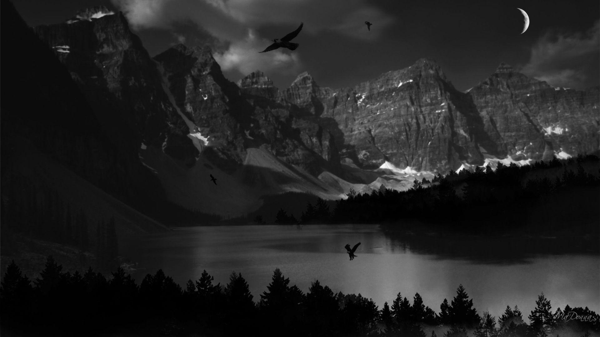 Dark HD Wallpapers - Wallpaper Cave
