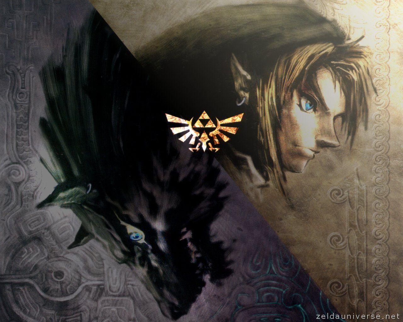 Wallpapers For Twilight Princess Wolf Link Wallpaper