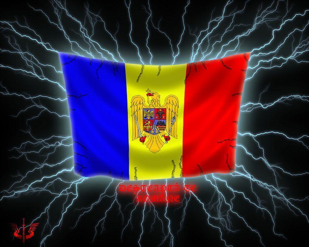 GRAAFIX.BLOGSPOT.COM: Wallpapers Flag of Romania