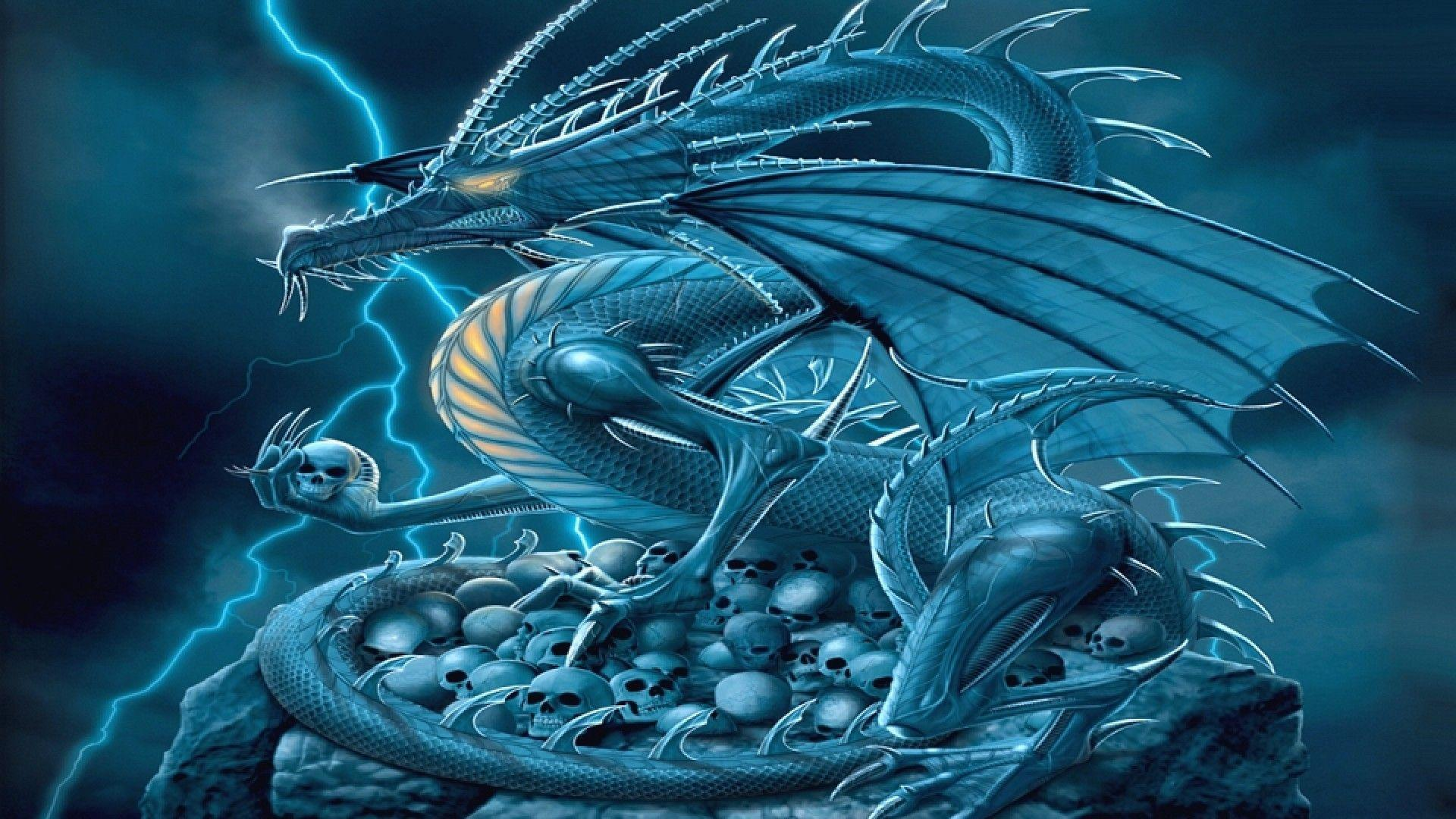 Free Dragon Wallpapers - Wallpaper Cave