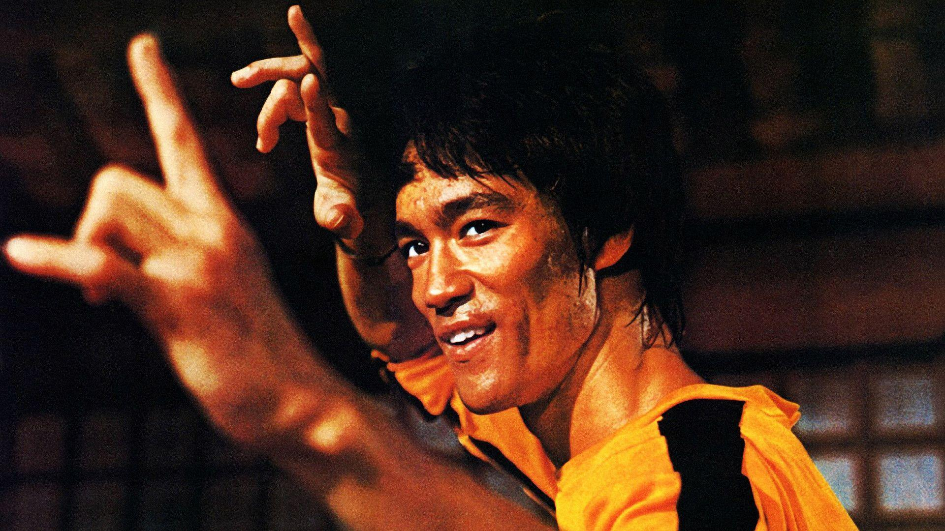 GAME OF DEATH martial arts bruce lee f wallpaper | 1920x1080 ...