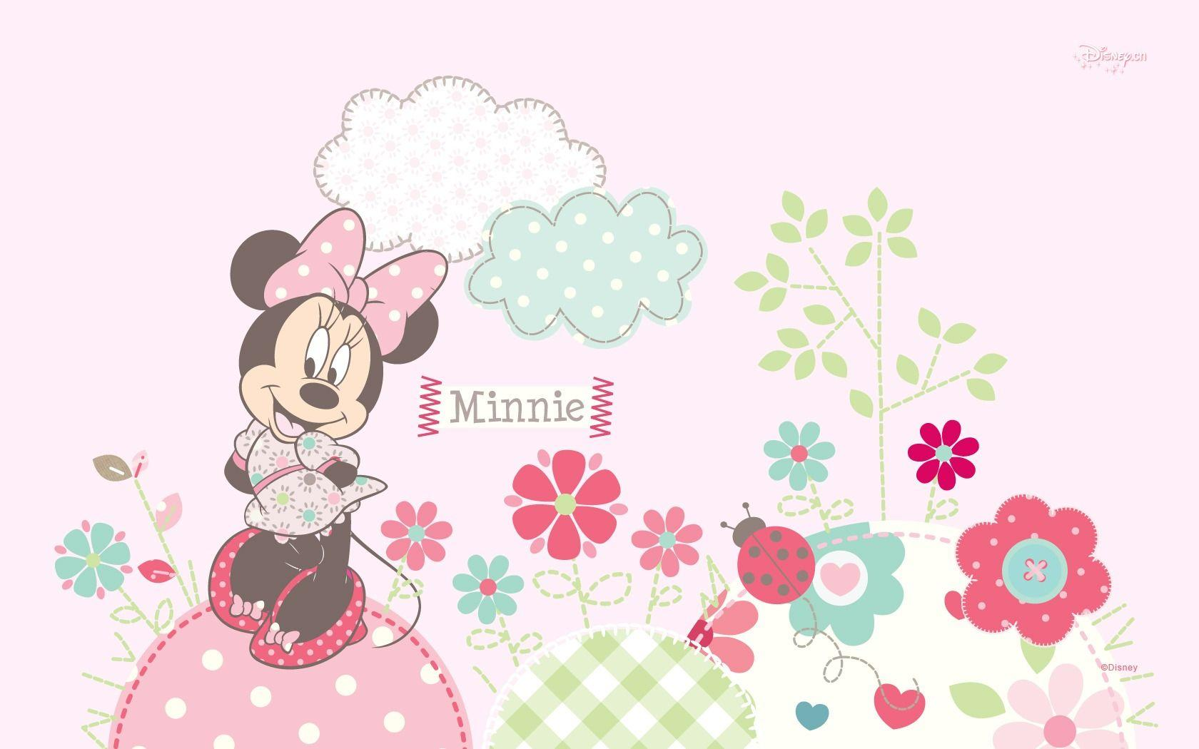 Minnie Mouse Wallpapers Pictures Images