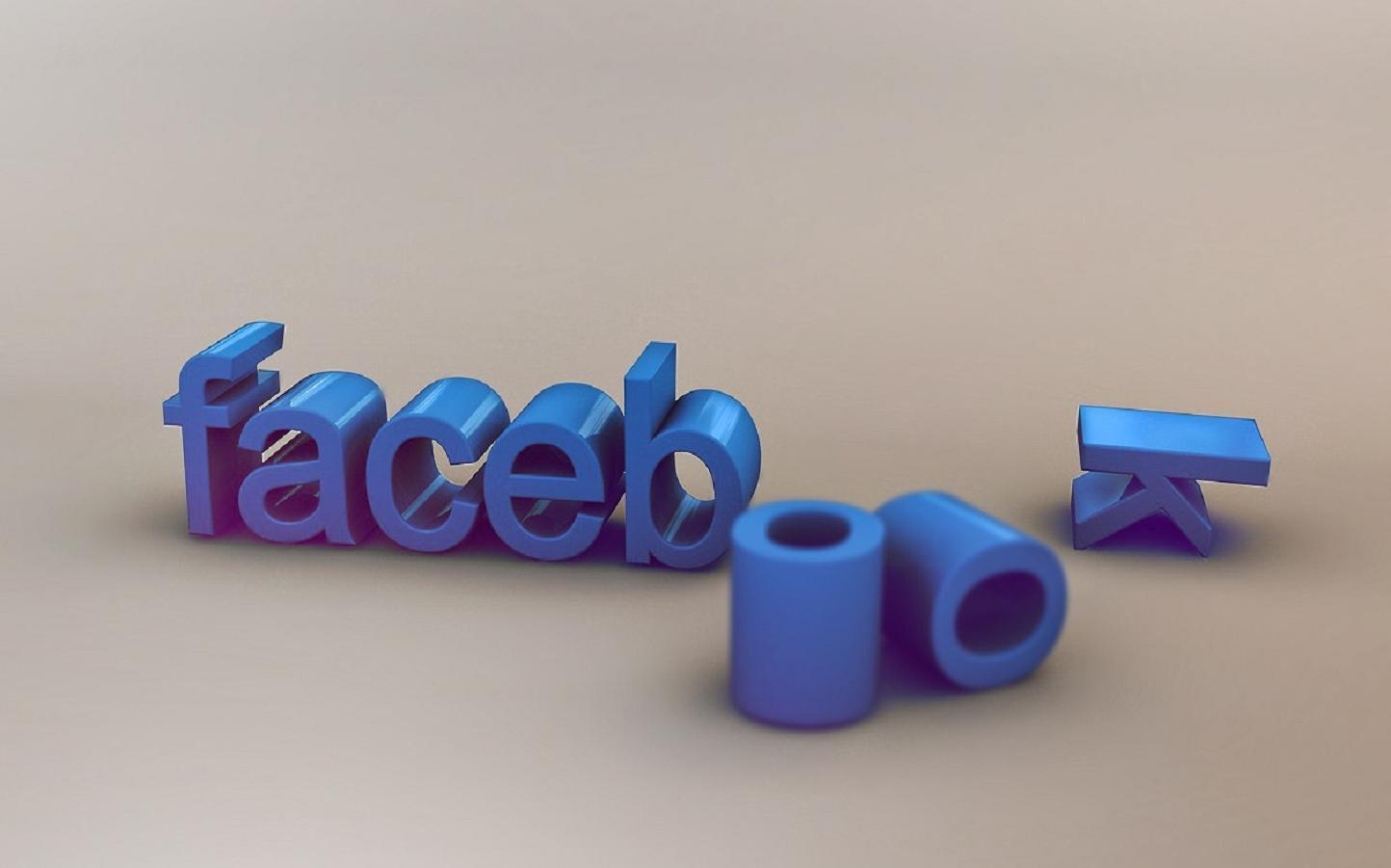 Facebook Logo Wallpapers Wallpaper Cave