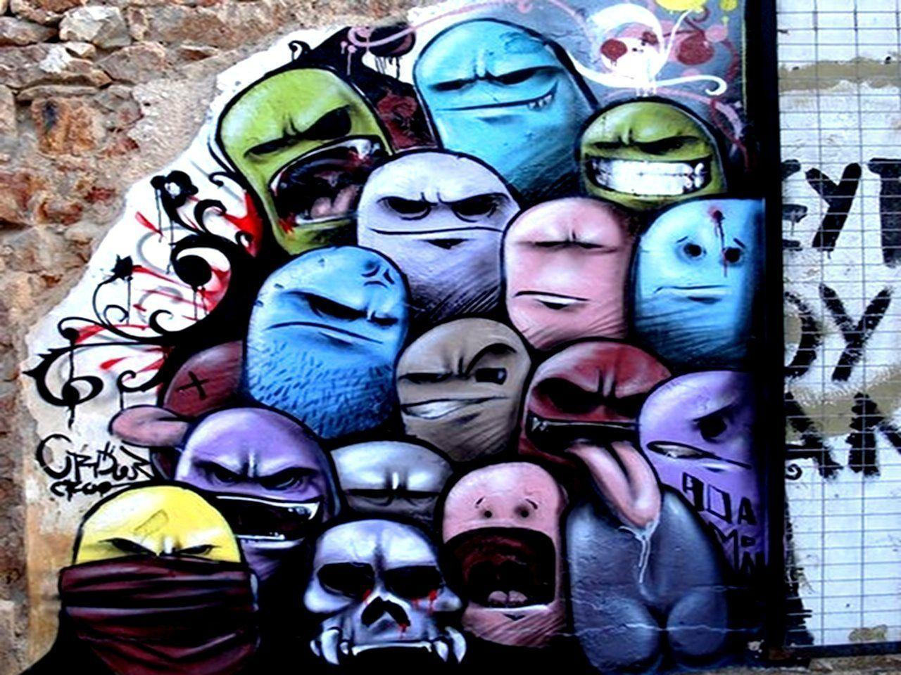 street art cool graffiti wallpapers - photo #26