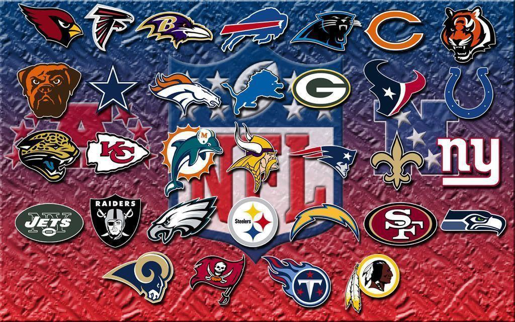 nfl logo wallpapers wallpaper cave