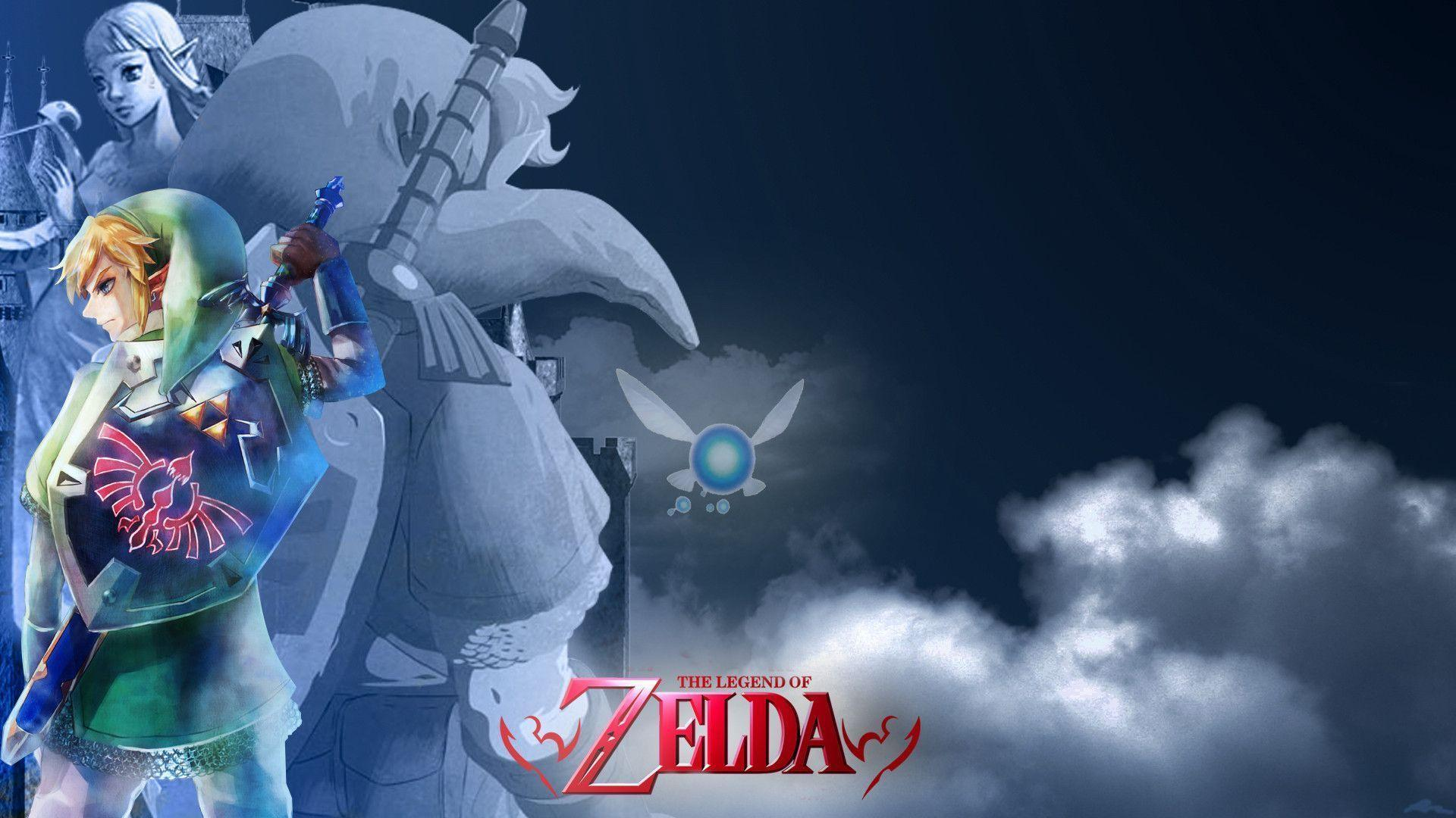 hd zelda wallpapers - photo #43