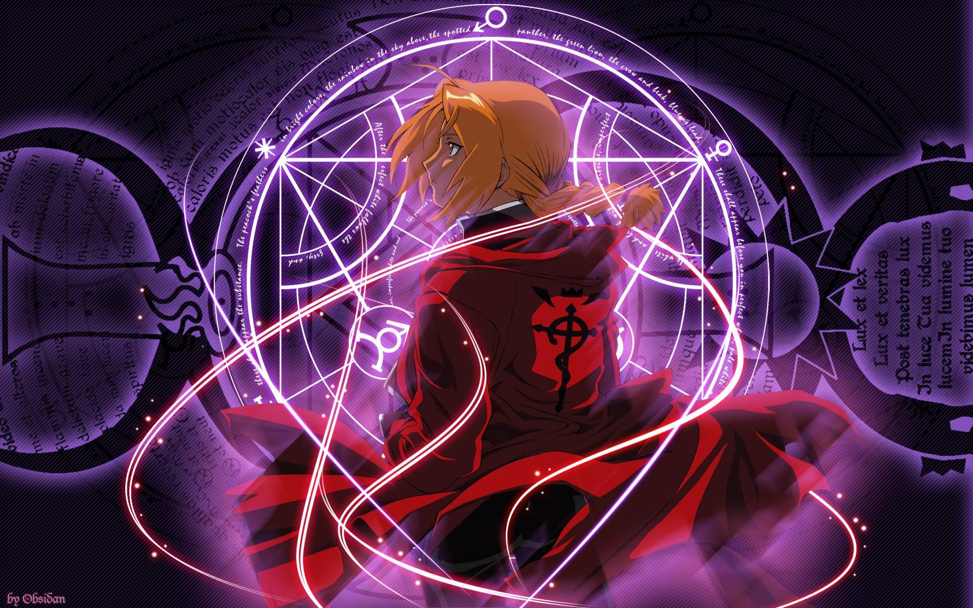 Fullmetal Alchemist: Brotherhood Wallpapers - Wallpaper Cave