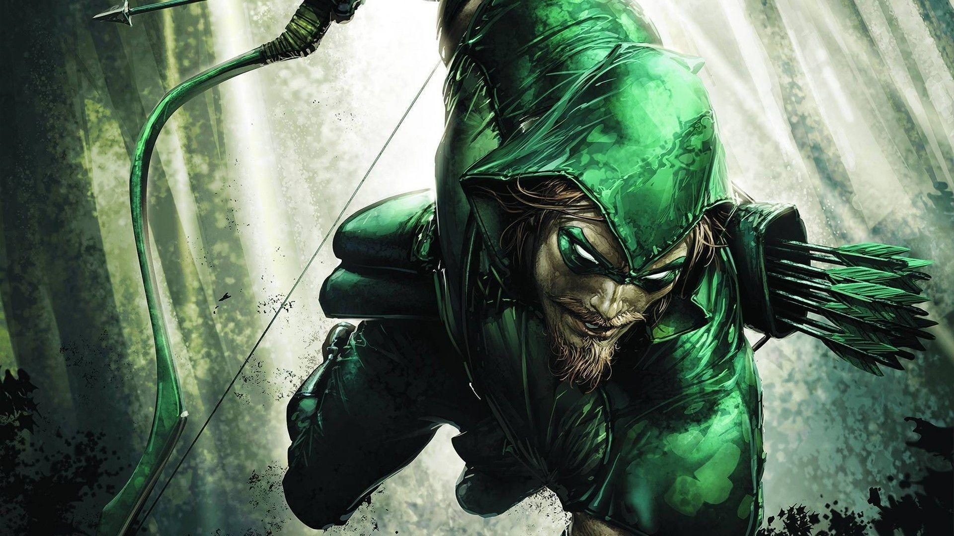 Wallpapers For Green Arrow Wallpaper 1920x1080