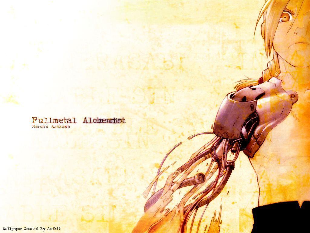 Image For > Fullmetal Alchemist Brotherhood Edward Elric Arm